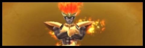 炎の精霊(伝説級)の攻略