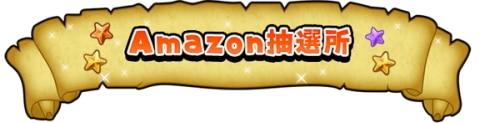 Amazon抽選所