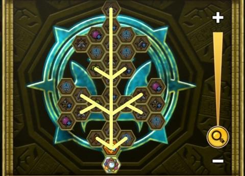 星剣連斬+マジックウォールのおすすめルート