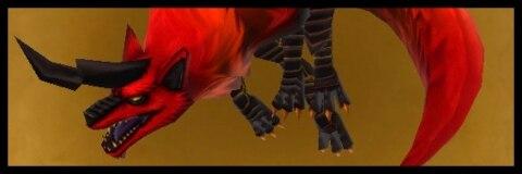 人食い火竜