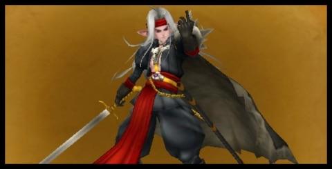 魔剣士ピサロ