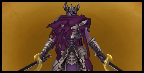 屍騎軍王ゾルデ
