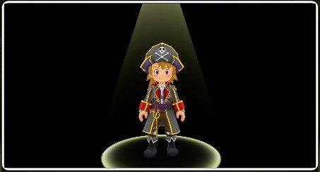 海賊服の型紙