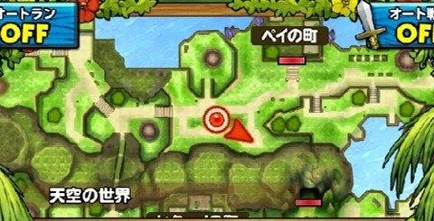 グリーンモッキーマップ