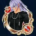リク KHⅡ黒コート Ver(闇リク)
