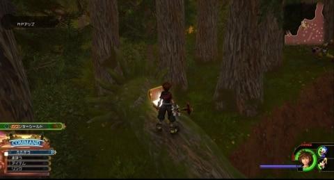 街外れの森2