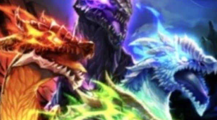 ドラゴンレイド