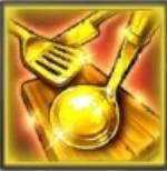 魔法の調理道具セット