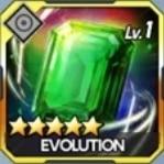Cartão de cristal superlativo