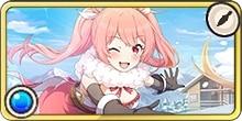 雪遊びエーリカ