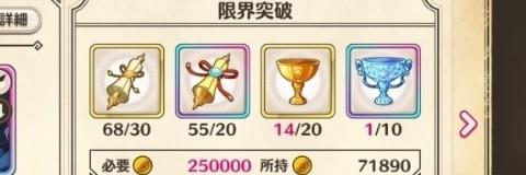 金の聖杯の使い道