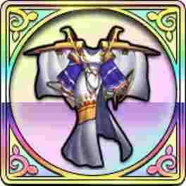 女神のローブ