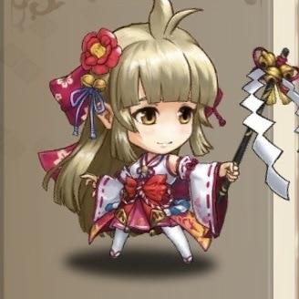 リアナ桜の巫女
