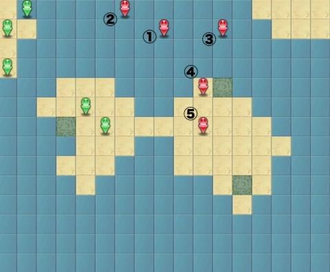サマフェス水曜日MAP