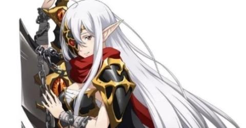 魔剣の精霊ゼルダ