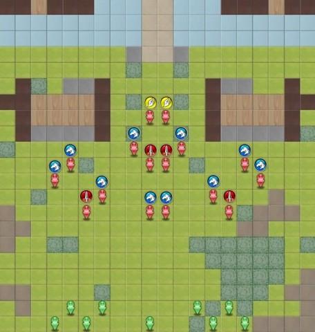 大陸最強の騎士_マップ