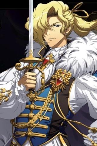 レオン_蒼の騎士