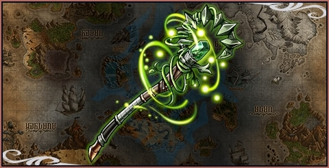 世界樹の杖のステータスと入手方法