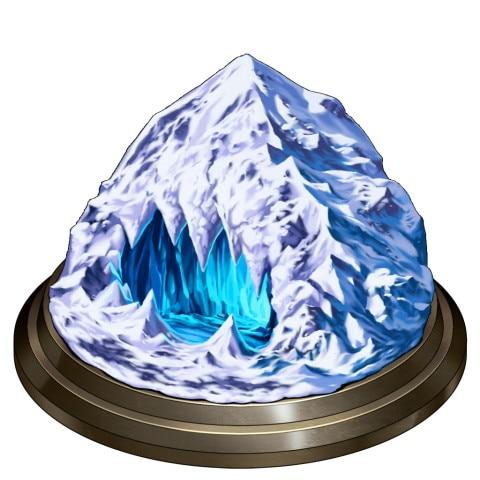 イブリア大氷窟