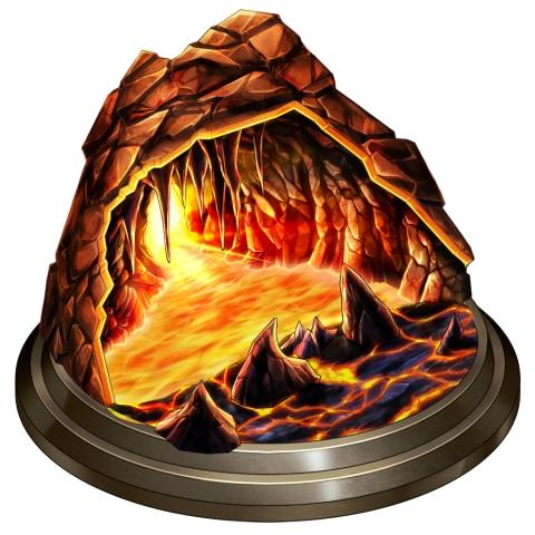 マルボリア溶岩窟