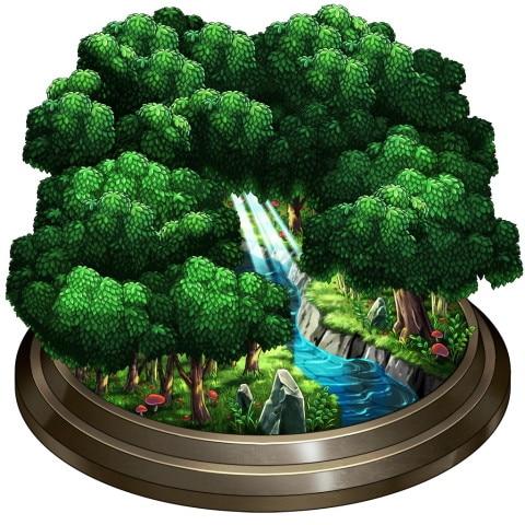 ミドラの森