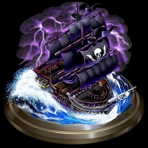 幽霊船レグニス