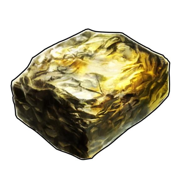 ブラナ鉱石