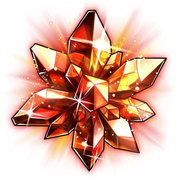 赤の神晶石
