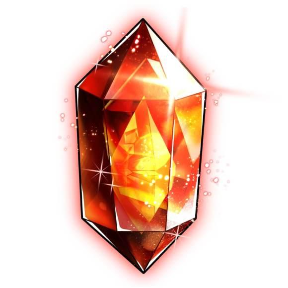 赤の大晶石