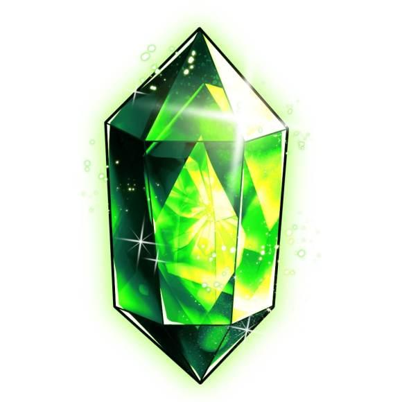 碧の大晶石