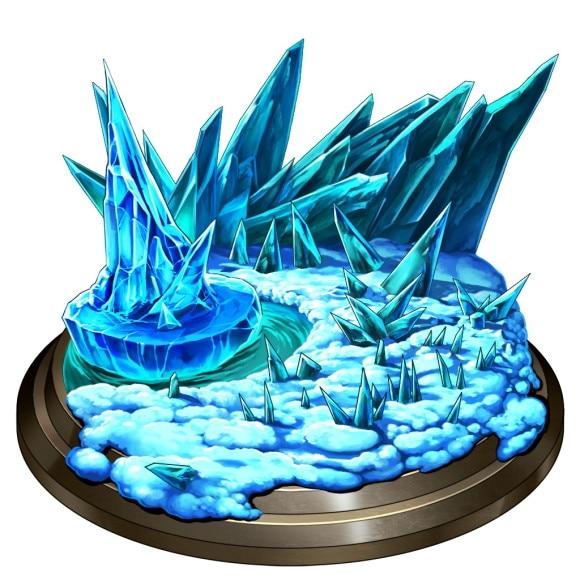 氷爪の大地