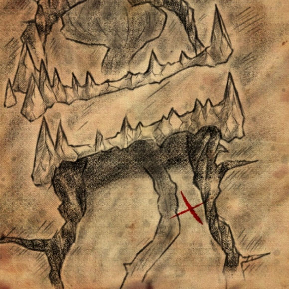 宝の地図9