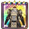 七死騎兵の鉄鎧
