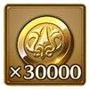 30000ゴールド