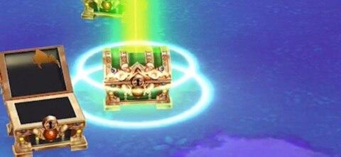 緑の宝箱は浴衣アバター確定