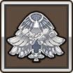 銀のスカイエンブレム