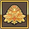 金のスカイエンブレム