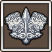 銀のヒューマエンブレム