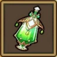 希少な緑のクスリ