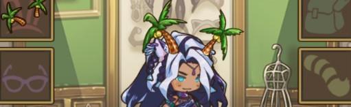 ヤシの木精霊王