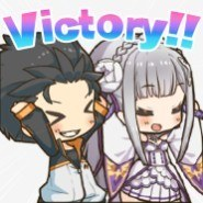 Victory!!