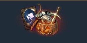 ハロウィンかぼちゃ箱パッケージ