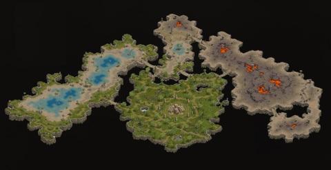 古代夢幻の島