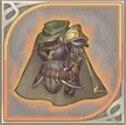 サラマンダーの黒鎧