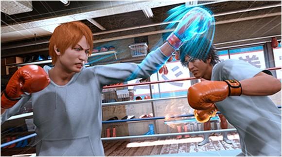ボクシング部DLC