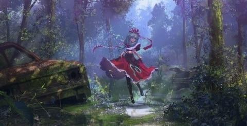 ダンサー・イン・ザ・パドル