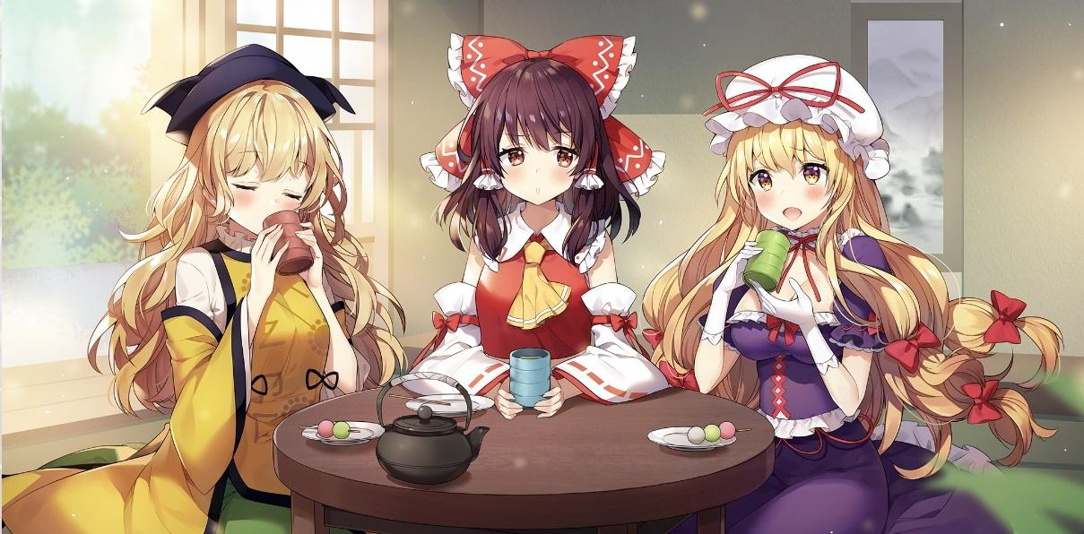 博麗茶会の性能と入手方法