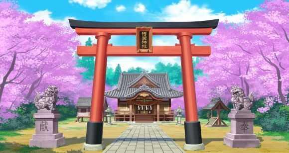 博麗神社の性能と入手方法