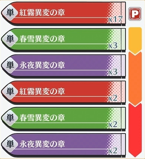「幻想郷縁起 第九版」_ブースト