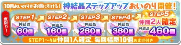 「ステップアップおいのり」開催! (2)